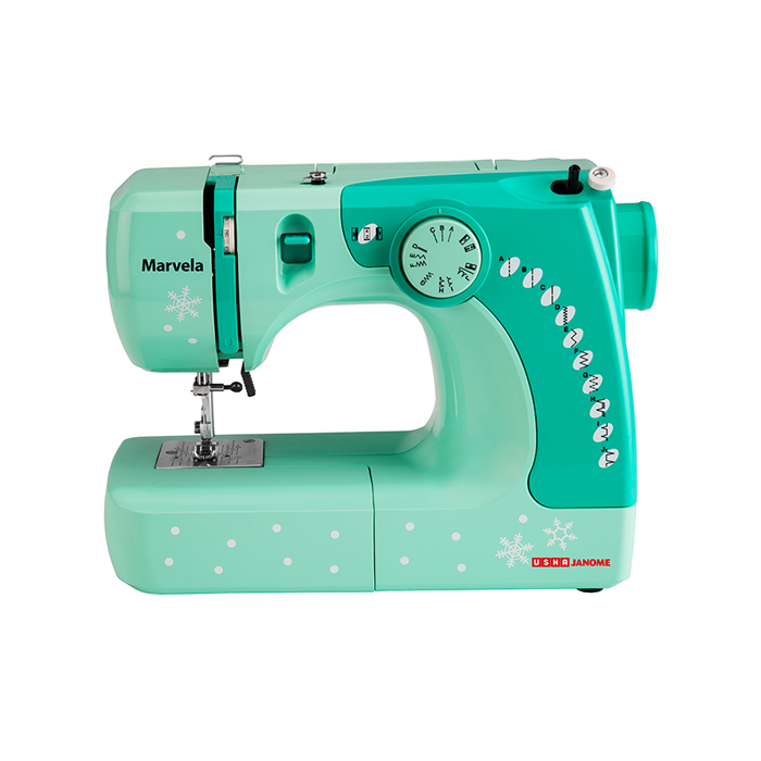 USHA SEWING JANOME MARVELA