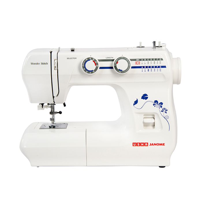 Usha Sewing Janome Wonder Stitch