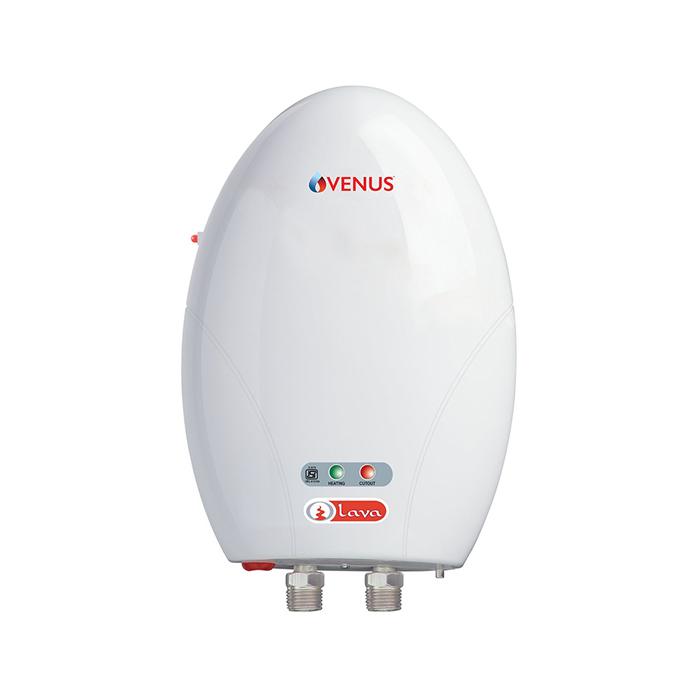 Venus Water Heater Lava Instant L30-1L-White