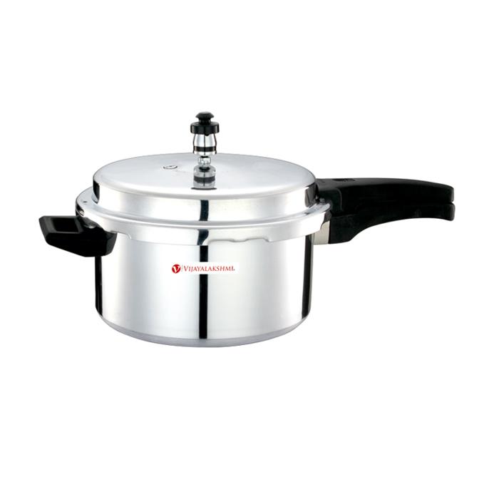 Vijayalakshmi Outerlid 7.5 L Pressure Cooker  (aluminium)
