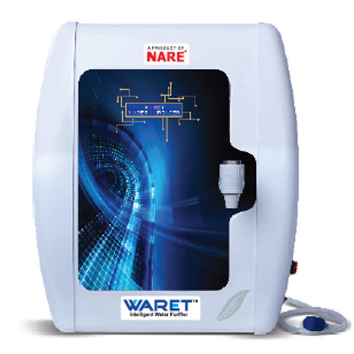 WARET WATER PURIFIER AND VEG&FRUIT CLEANER UNIQUE-UV + UF + Ozonizer