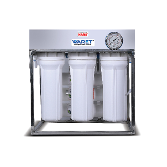 Waret Water Purifier Speed Flow-ro + Uv + 25 Lph
