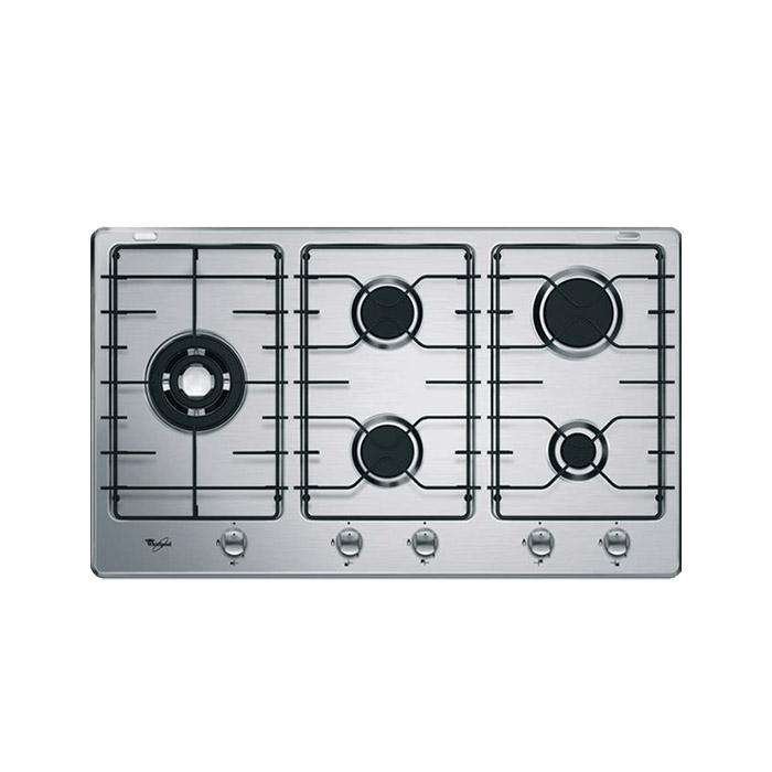 Whirlpool Built In Hob Gmf 9522/IXL -90 Cm