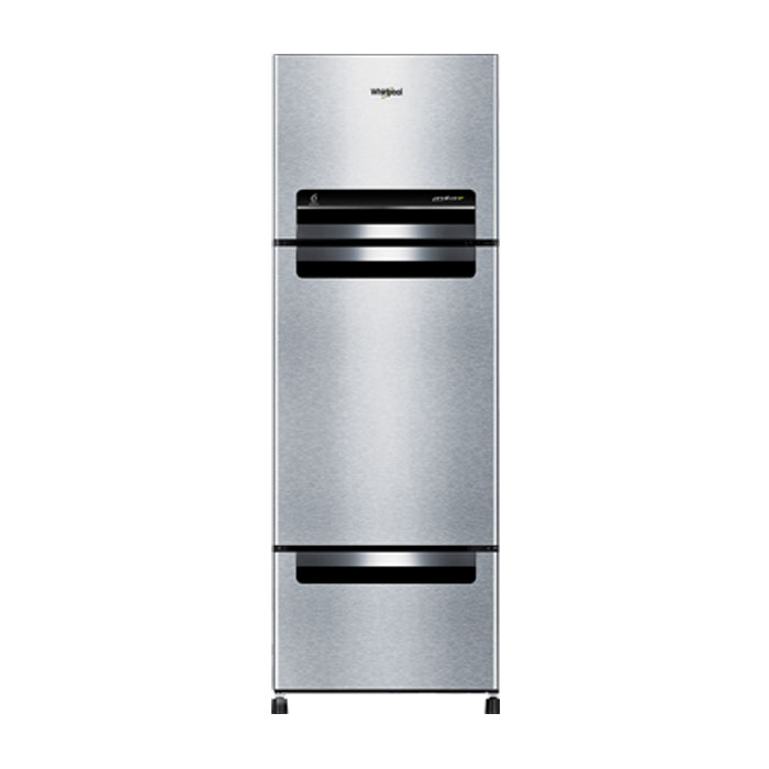 Whirlpool Refrigerator Dd Fp 263D Royal Protton (240L)-Alpha Steel