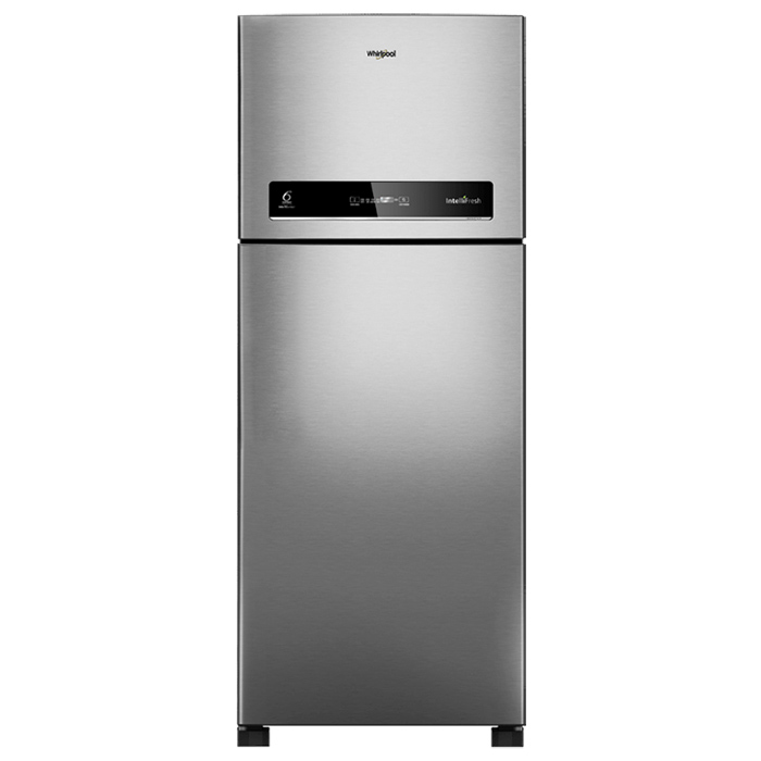Whirlpool Refrigerator Dd If Inv 355 Elt Alpha steel-340 Ltrs,4 Star