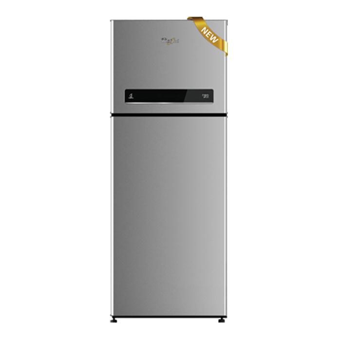 Whirlpool Refrigerator Dd Neo DF258 Roy 2S (245 Ltr)-illusia Steel