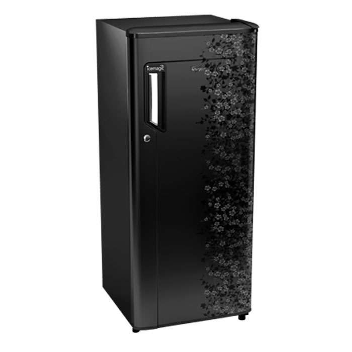 Whirlpool Refrigerator Sd 205 Icemagic Powercool Prm 3S (190 Ltr)-midnight Bloom