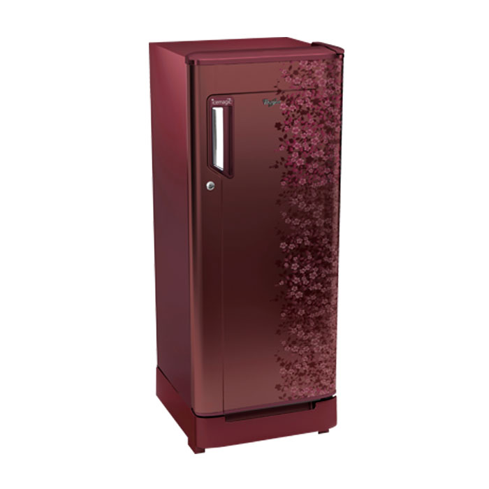 Whirlpool Refrigerator Sd 205 Icemagic Powercool Roy 3S Exotica (190L)-Wine