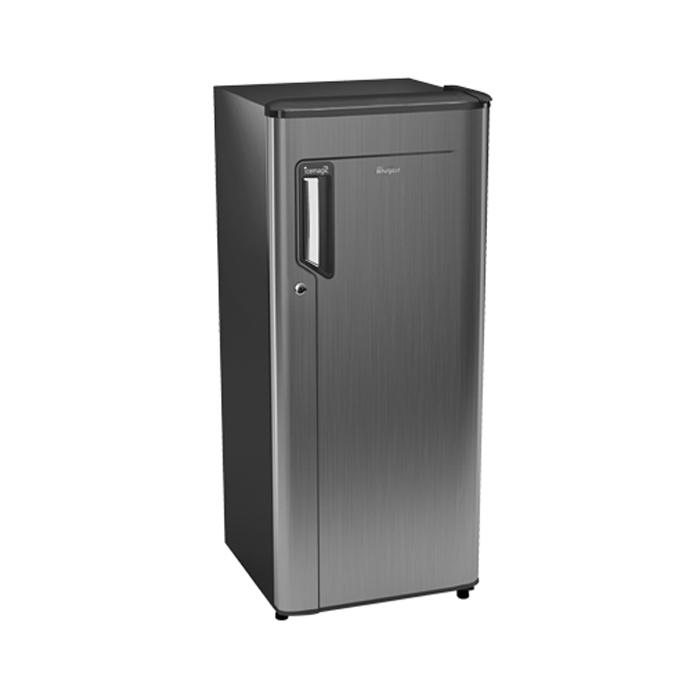 Whirlpool Refrigerator Single Door 200 Icemagic Powercool Prm 3S (185 Ltr)-grey