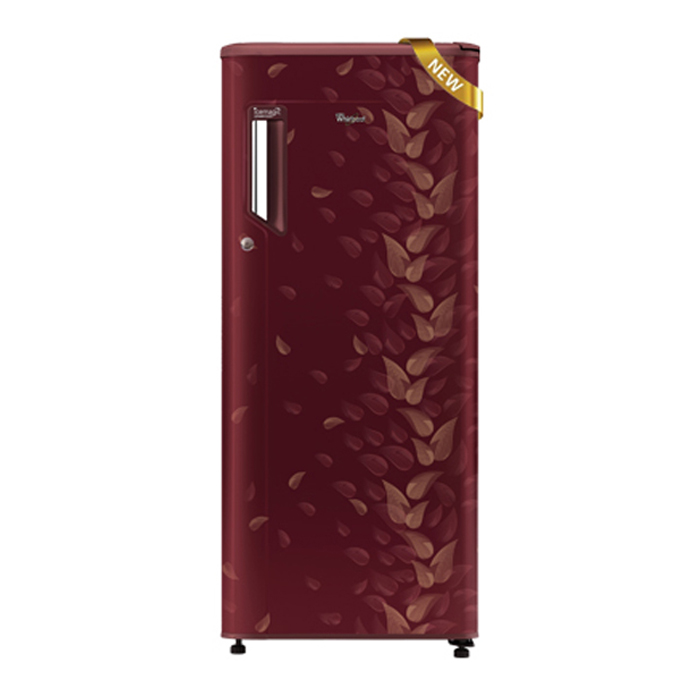 Whirlpool Refrigerator Single Door 200 Icemagic Powercool Prm 3S Wine Fiesta (185 Ltr)