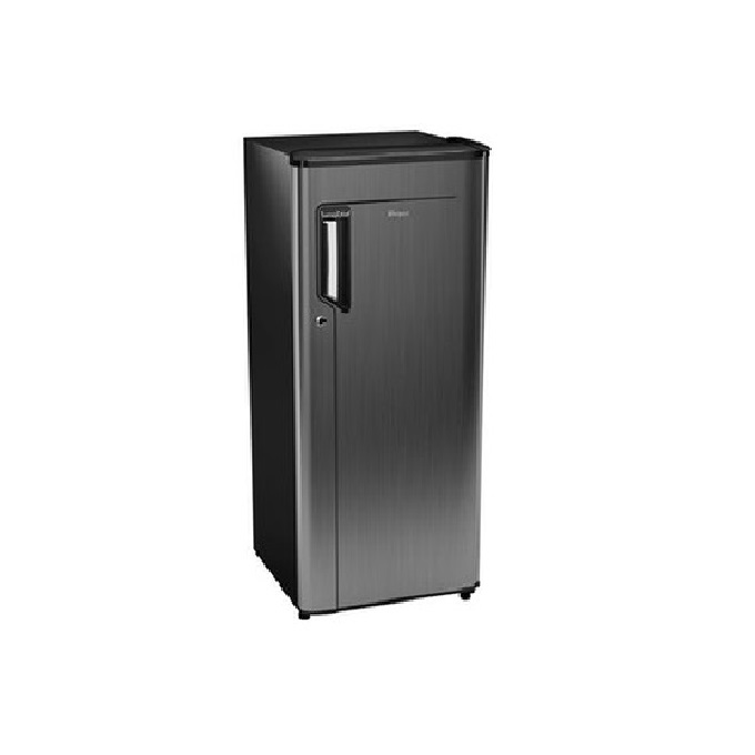 Whirlpool Sd Refrigerator 230 Imfresh Prm 4s Grey Titanium -215 Ltrs