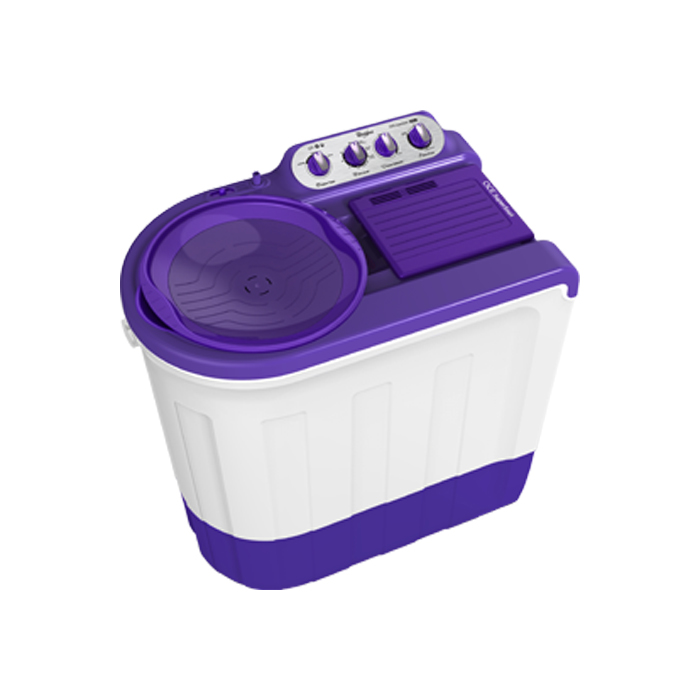 Whirlpool Washing Machine Ace 7.5 Supersoak (7.5 Kg) Purple