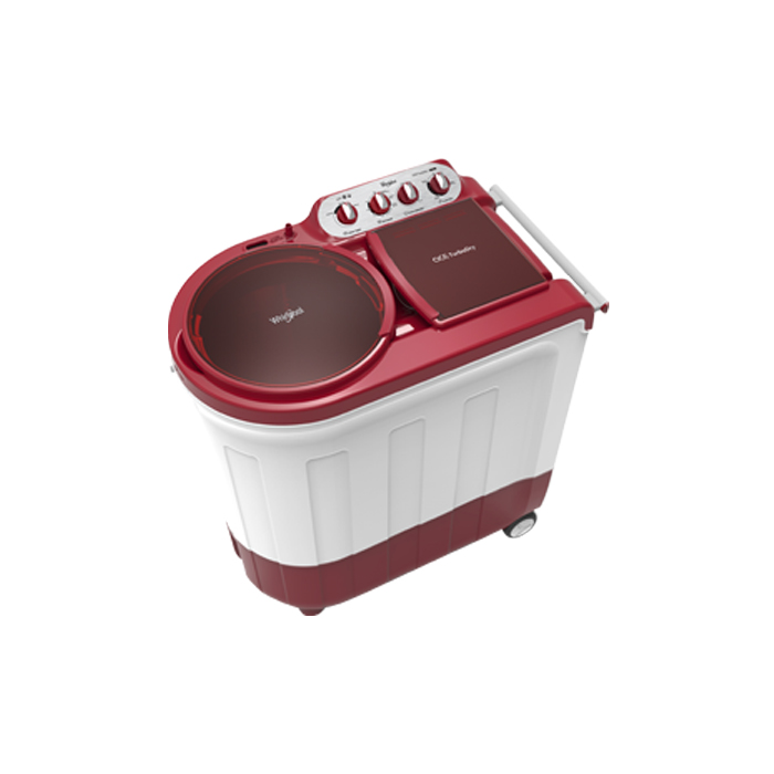 Whirlpool Washing Machine Ace 7.5 Turbodry-red (7.5 Kg)