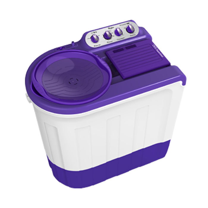 Whirlpool Washing Machine Ace 8.0 Supersoak (8 Kg) Purple