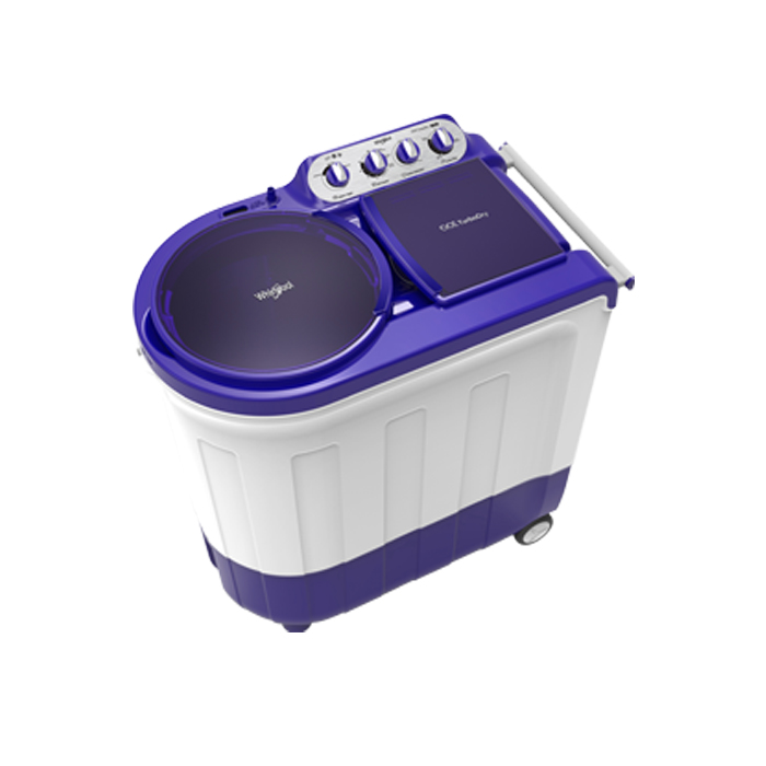 Whirlpool Washing Machine Ace 8.0 Turbodry-purple (8 Kg)