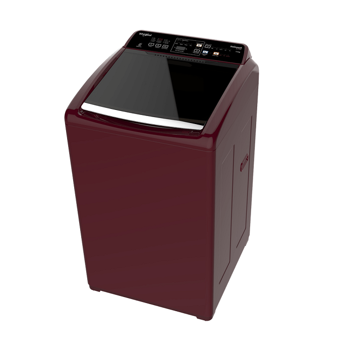 Whirlpool Washing Machine Top Load Stainwash Ultra (6.2 Kg) Wine