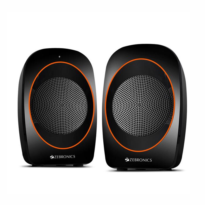 Zebronics Multi Media Speaker 2.0 ZEB-X3 TALK