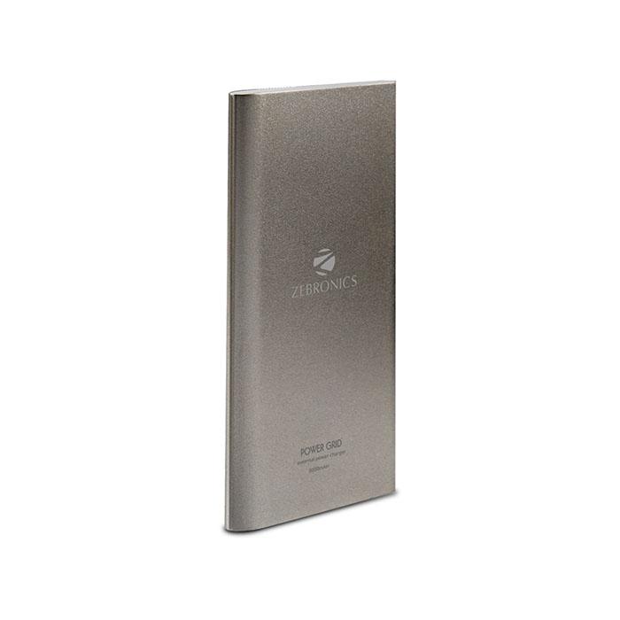 Zebronics Power Bank ZEB-PG8000-Silver